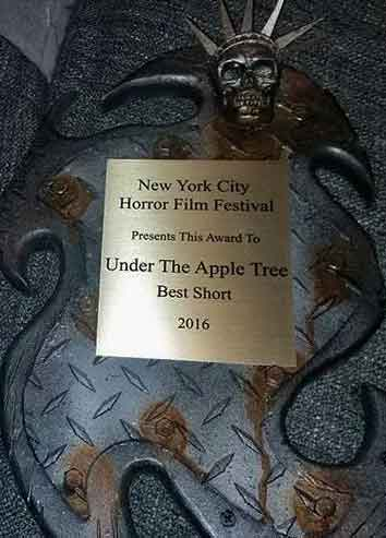 Best short - NYC Horror Fest